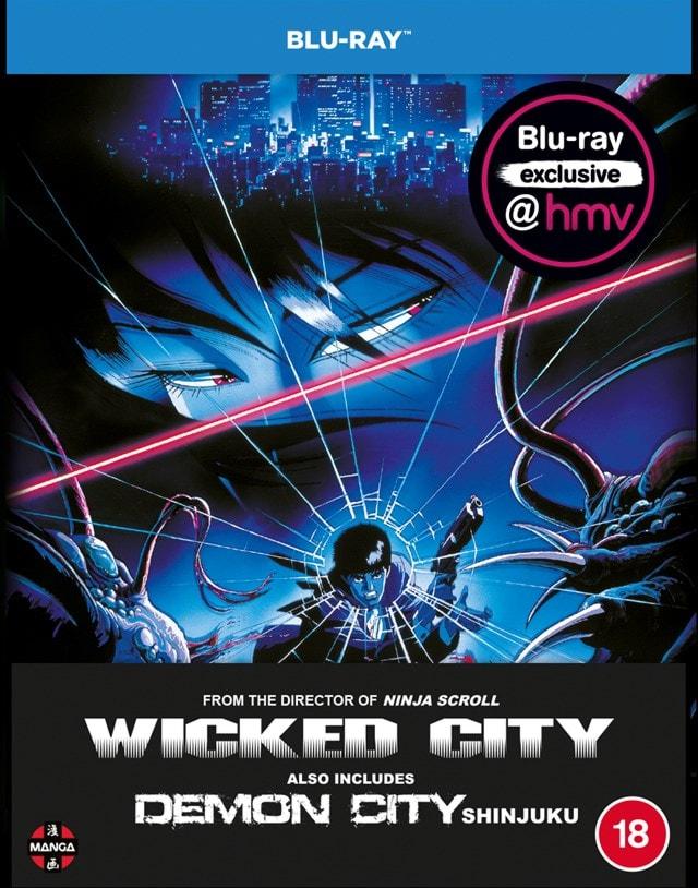 Wicked City/Demon City Shinjuku (hmv Exclusive) - 2