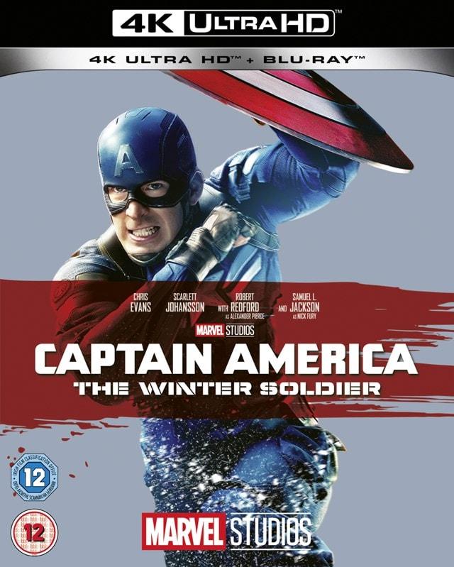 Captain America: The Winter Soldier - 1
