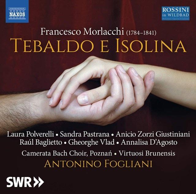 Francesco Morlacchi: Tebaldo E Isolina - 1