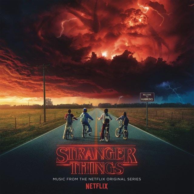 Stranger Things: Music from the Netflix Original Series - 1
