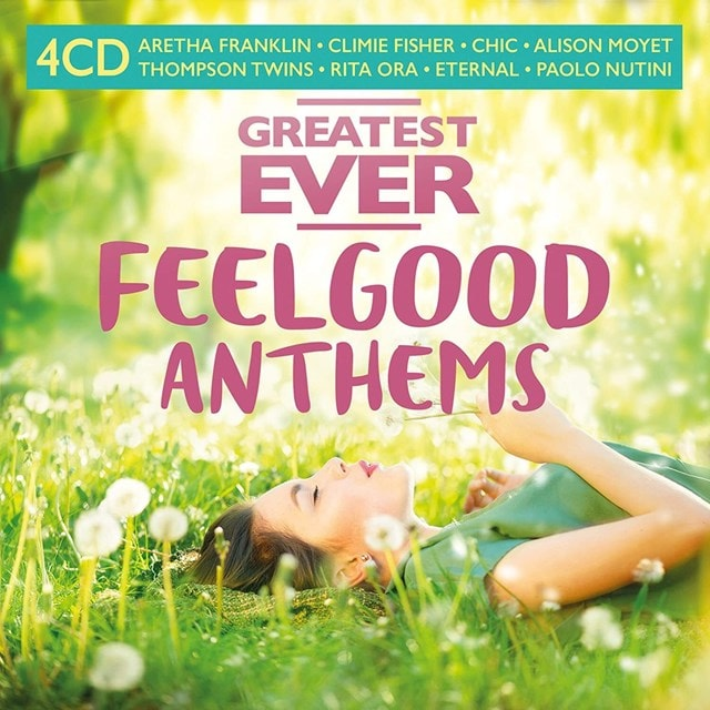 Greatest Ever Feelgood Anthems - 1