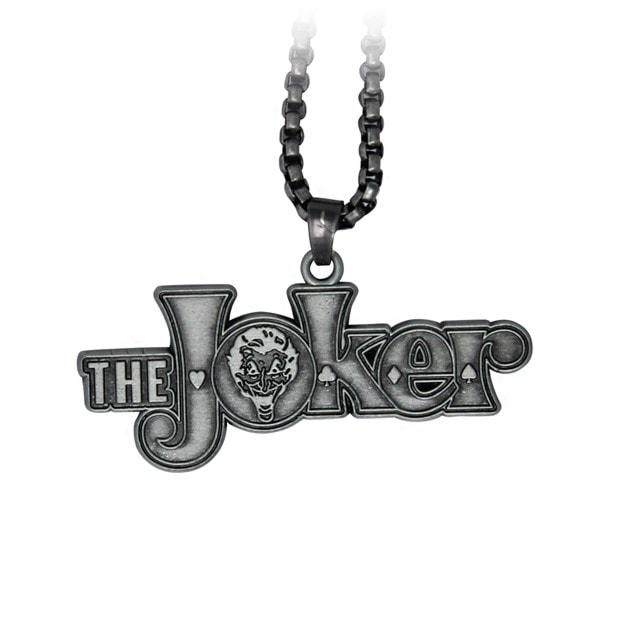 Joker: DC Comics Limited Edition Necklace - 5
