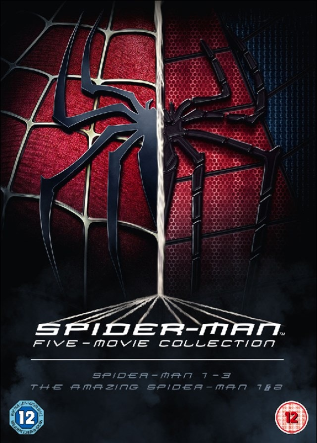 The Spider-Man Complete Five Film Collection - 1