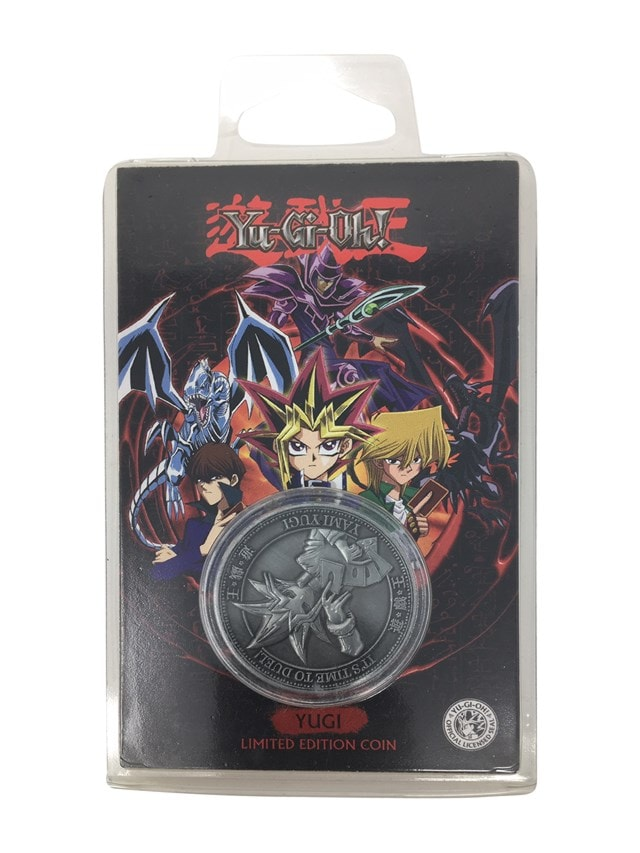 Yu-Gi-Oh! Limited Edition Coin - 2