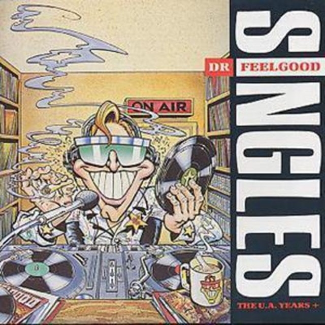 The U.A. Years +: SINGLES - 1