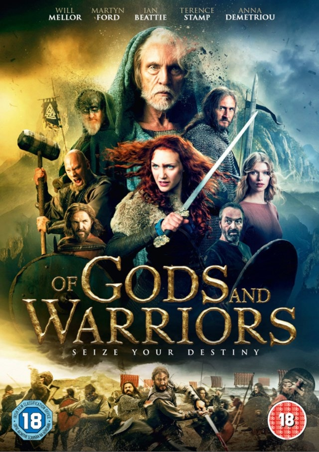 Of Gods and Warriors - 1