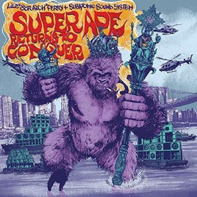 Super Ape Returns to Conquer - 1
