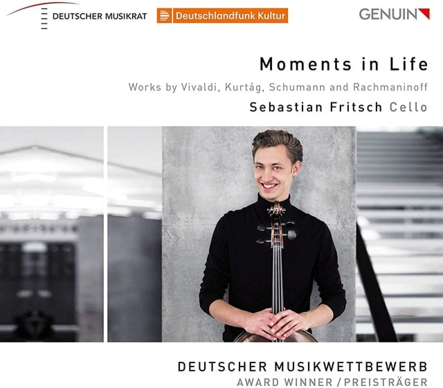 Sebastian Fritsch: Moments in Life - 1