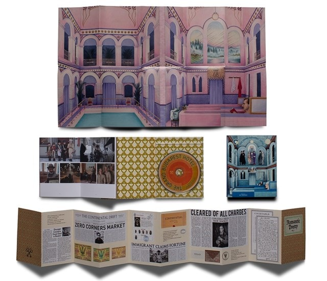 The Grand Budapest Hotel - The Criterion Collection - 1