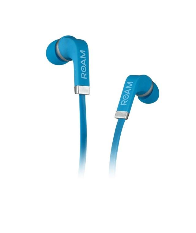 Roam Colour Blue Earphones (hmv Exclusive) - 1