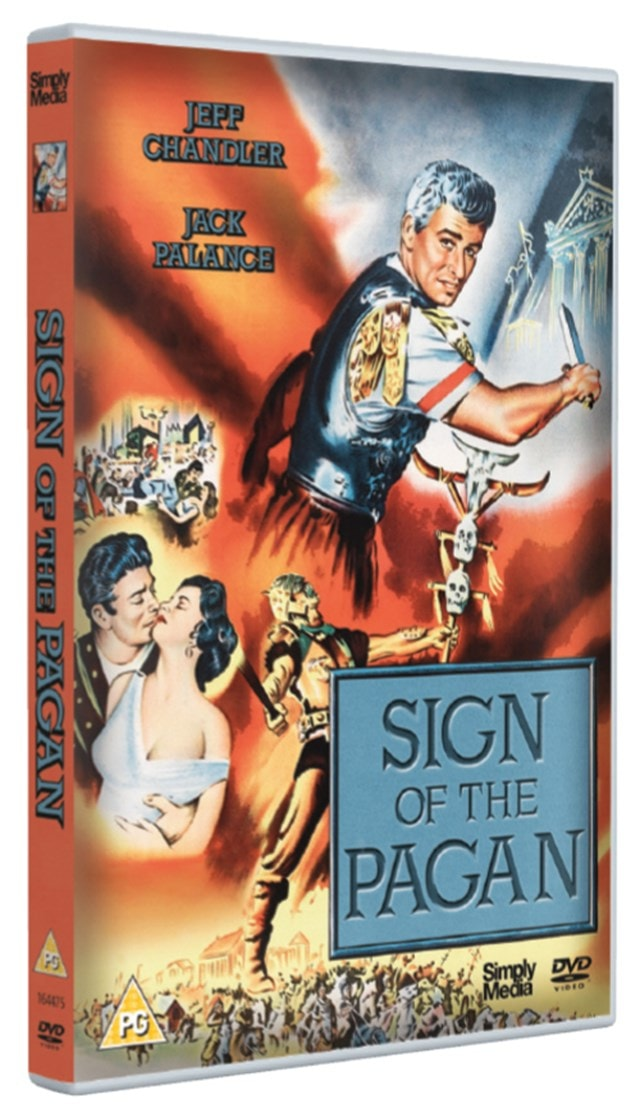 Sign of the Pagan - 2