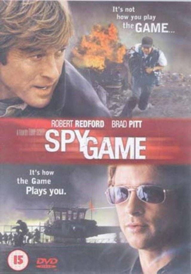 Spy Game - 1