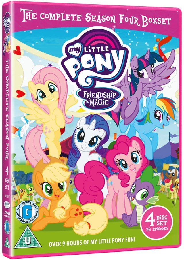 My Little Pony - Friendship Is Magic: The Complete Season Four - 2