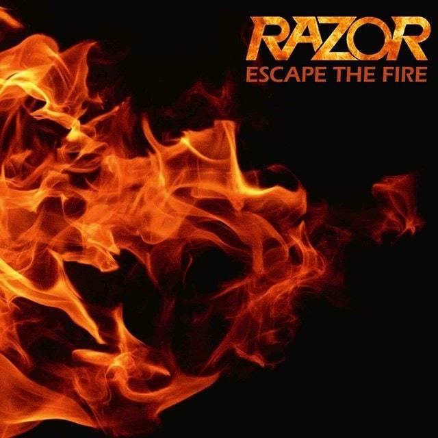 Escape the Fire - 1