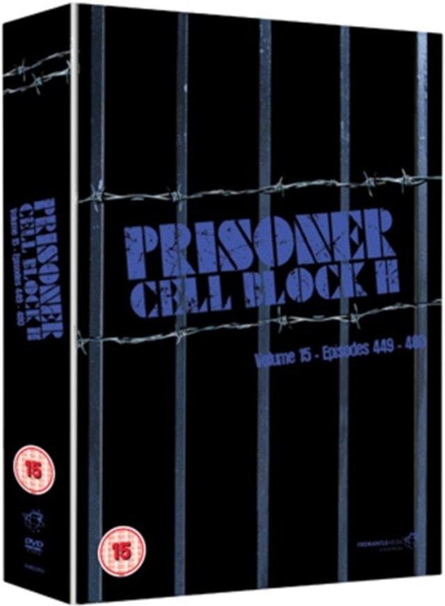 Prisoner Cell Block H: Volume 15 - 1