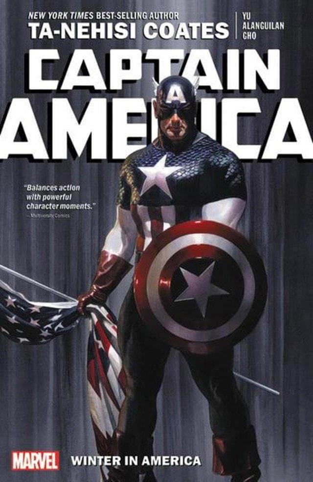 Captain America Volume 1: Winter In America - 1