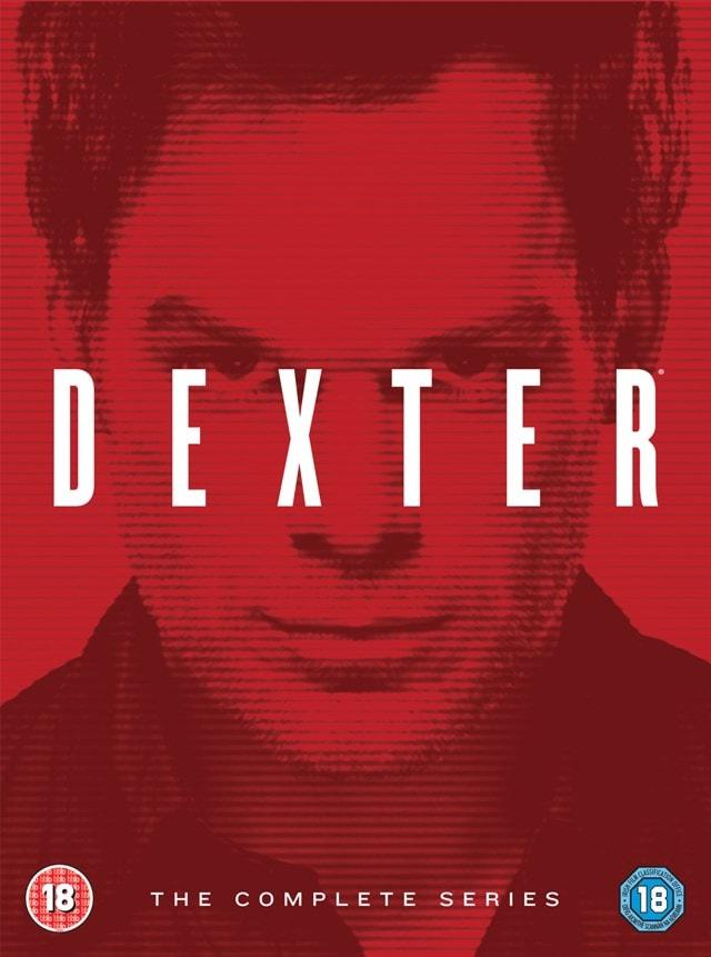 Dexter: Complete Seasons 1-8 - 1