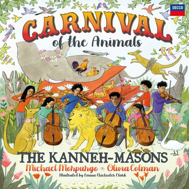 Carnival of the Animals - 1