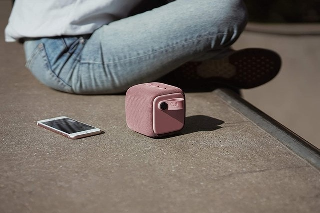 Fresh N Rebel Bold S Dusty Pink Bluetooth Speaker - 5