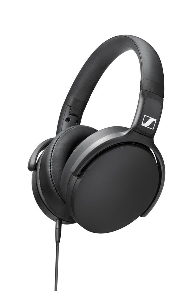Sennheiser HD 400S Black Headphones - 1