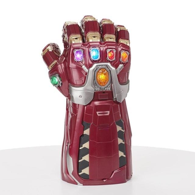 Electronic Power Gauntlet: Avengers Endgame Hasbro Marvel Legends Series - 2
