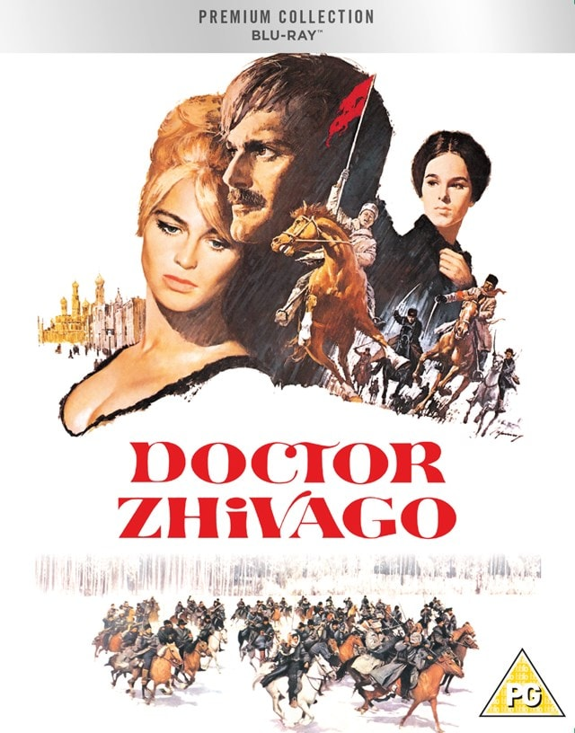 Doctor Zhivago (hmv Exclusive) - The Premium Collection - 1