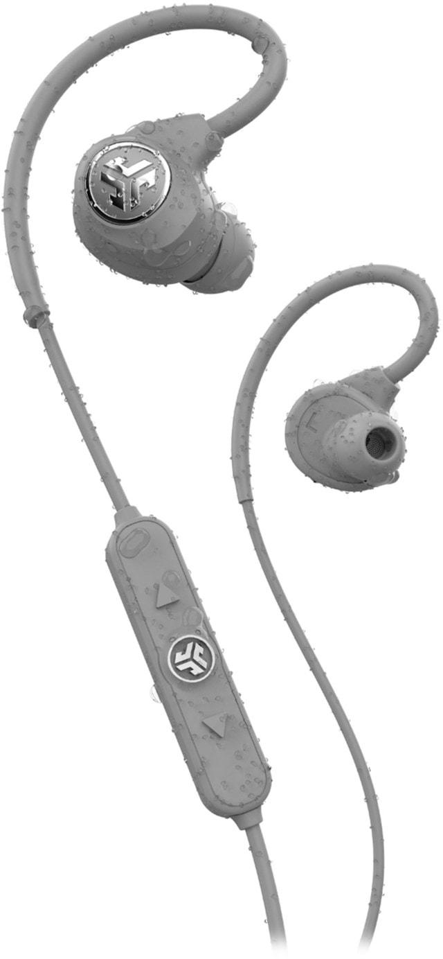 J-Lab Epic Sport Grey Bluetooth Earphones - 4