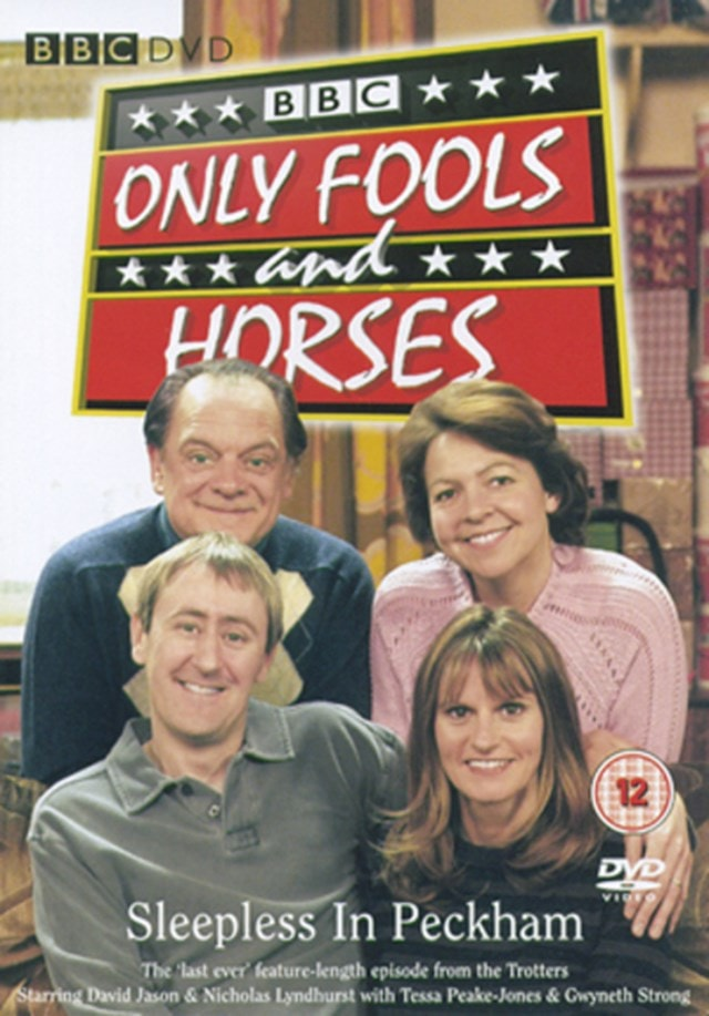 Only Fools and Horses: Sleepless in Peckham - 1