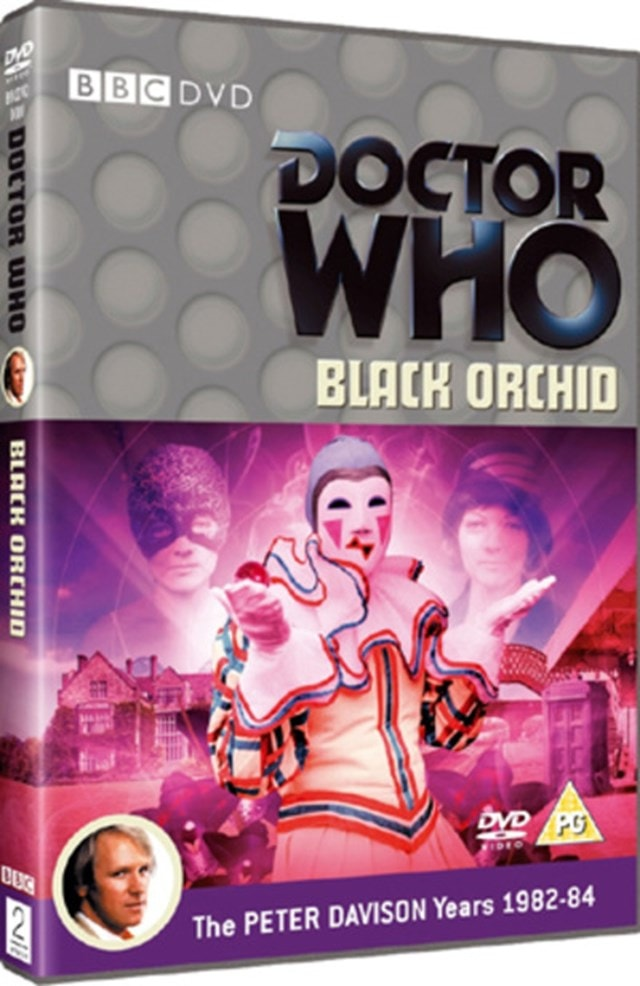 Doctor Who: Black Orchid - 1