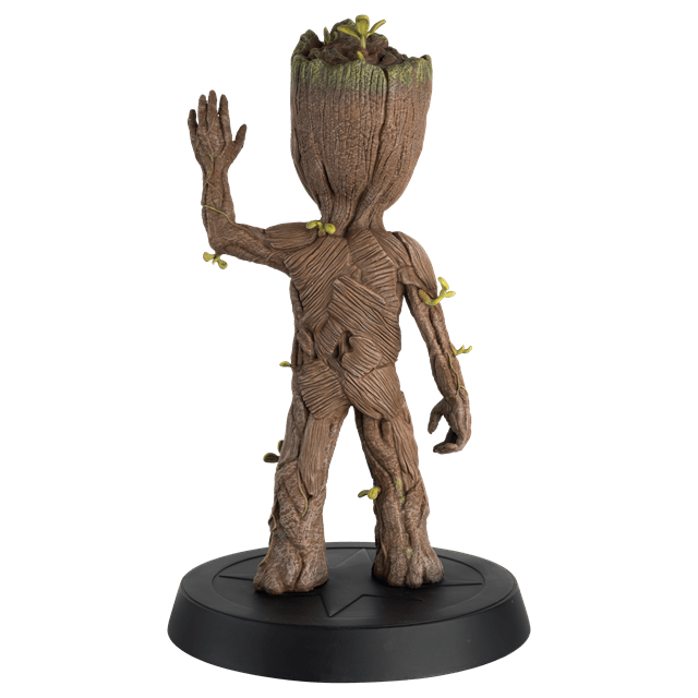 Baby Groot: Marvel Mega Figurine (online only) Hero Collector - 2