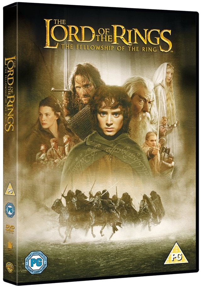 The Lord of the Rings: The Fellowship of the Ring - 2