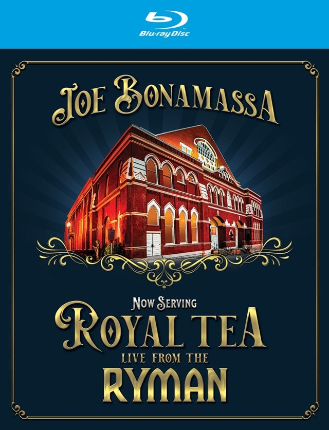 Joe Bonamassa: Now Serving - Royal Tea Live from the Ryman - 1