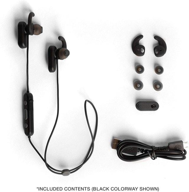 Skullcandy Method Black/Grey Active Noise Cancelling Bluetooth Sports Earphones - 3