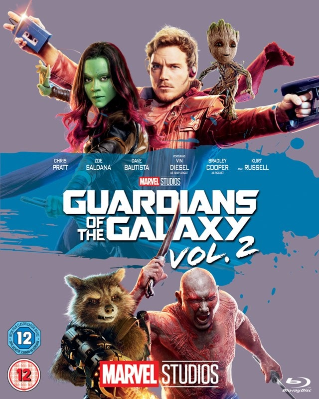 Guardians of the Galaxy: Vol. 2 - 1