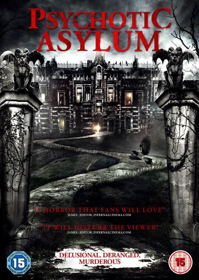 Psychotic Asylum - 1