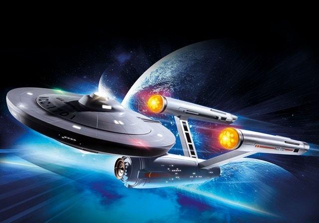 Playmobil Star Trek U.S.S. Enterprise NCC-1701 - 2