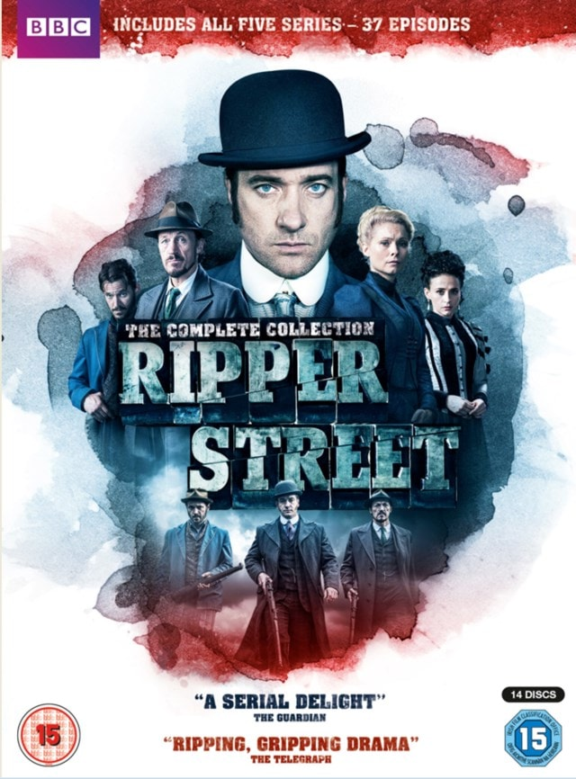 Ripper Street: The Complete Collection - 1