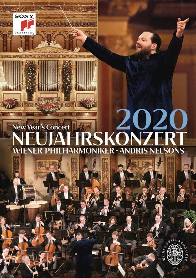 New Year's Concert: 2020 - Wiener Philharmoniker - 1