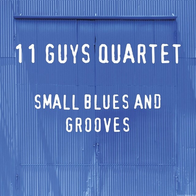 Small Blues and Grooves - 1