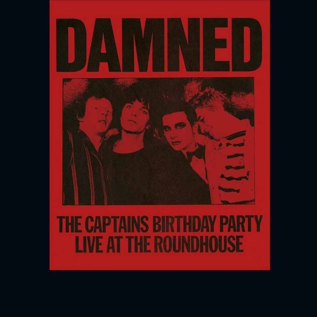 The Captains Birthday Party: Live at the Roundhouse - 1