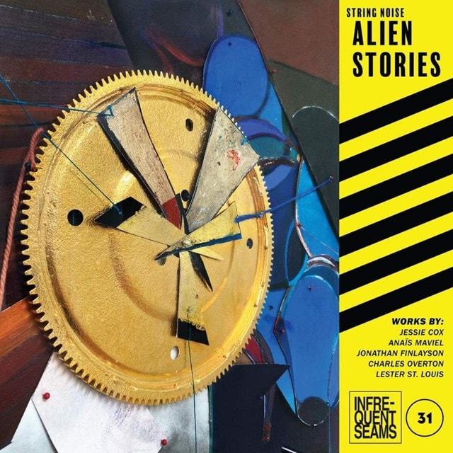 String Noise: Alien Stories - 1