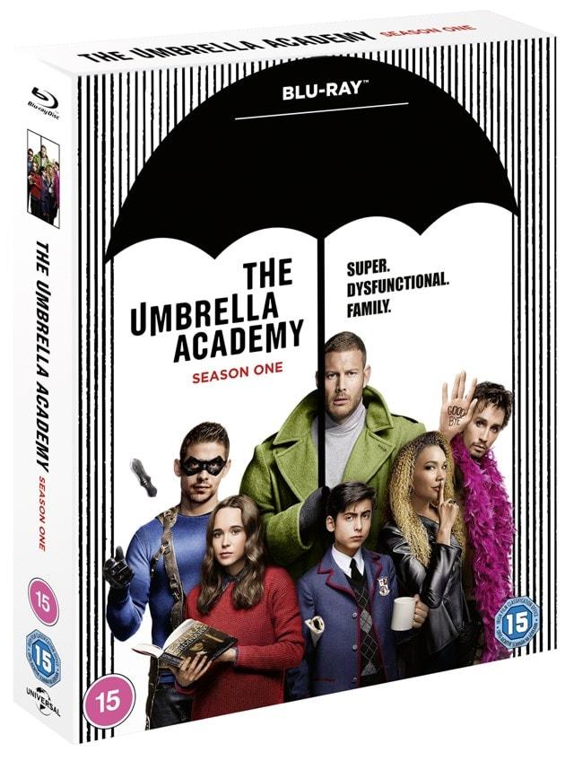 The Umbrella Academy: Season One - 3