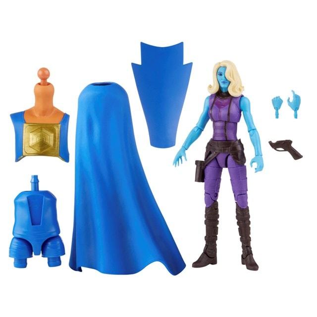 Heist Nebula: Hasbro Marvel Legends Series Action Figure - 5