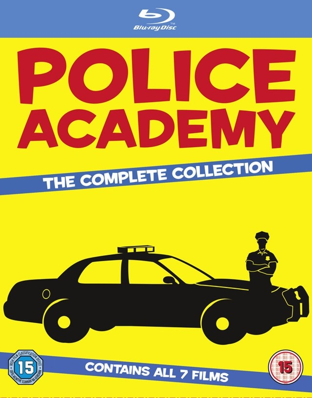 Police Academy: The Complete Collection - 1