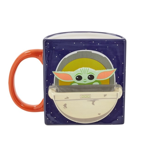 The Child: Drink Time: The Mandalorian Mug - 1