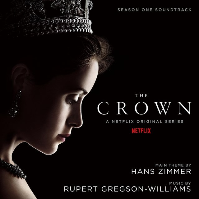 The Crown: Season One Soundtrack - 1