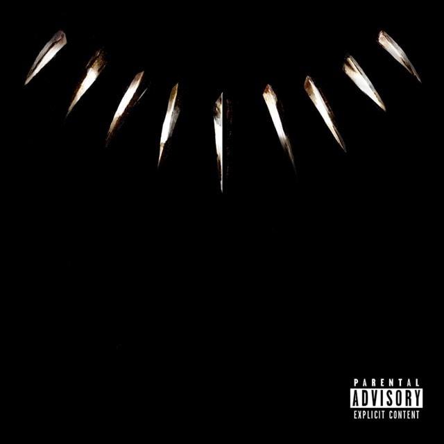Black Panther: The Album - 1