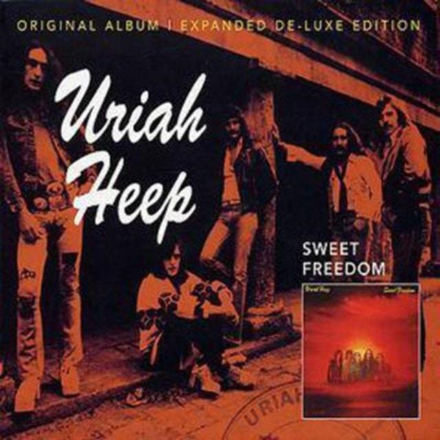 Sweet Freedom - 1