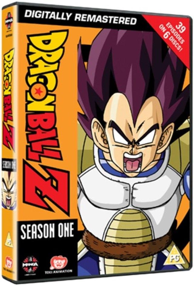 Dragon Ball Z: Season 1 - 1