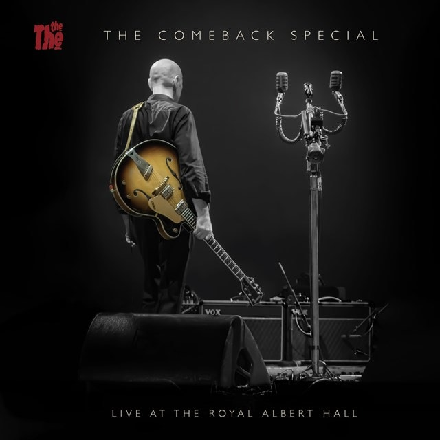 The Comeback Special: Live at the Royal Albert Hall - Crystal Clear Vinyl - 1